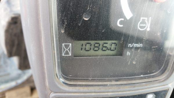 Mini Pelle KUBOTA KX027-4