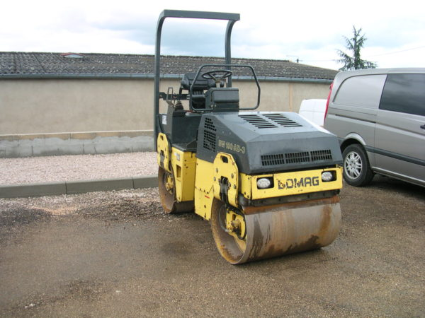 Compacteur BOMAG BW 100 AD-3