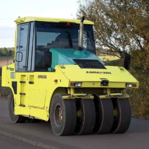Compacteurs Sur Pneumatiques AP 240 TIER 3 Ammann