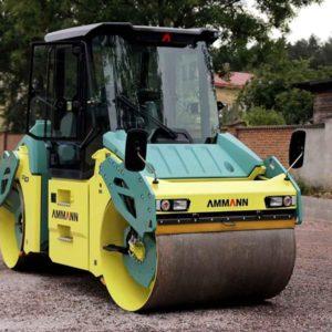 Compacteurs Tandem ARX 110 TIER 3 Ammann
