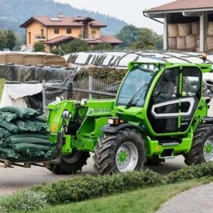 Medium Capacity Thl Turbofarmer 42.7TT CS-140 Merlo