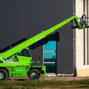Rotating Thl Roto 50.21 S Plus Merlo