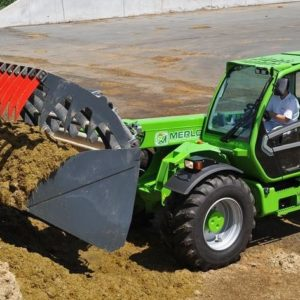 High Capacity Thl Turbofarmer 50.8T-170 Merlo