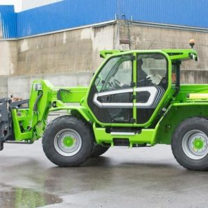 High Capacity Thl Panoramic 72.10 Plus Merlo