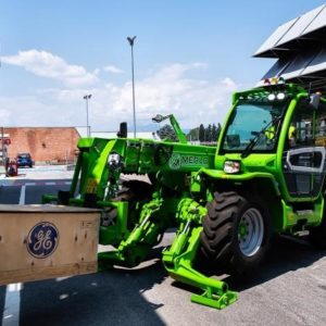 Stabilized Thl Panoramic 40.12 Merlo